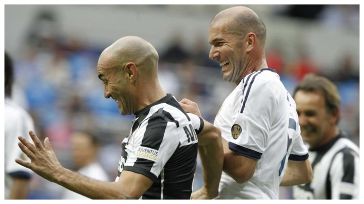 'Zidane is one of the humblest people I know, It was impossible not to love him'