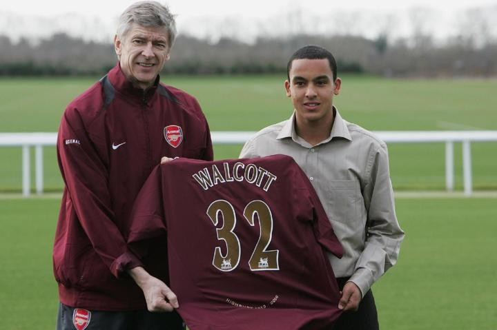 Is Walcott Arsenal's most underrated Premier League player ever?