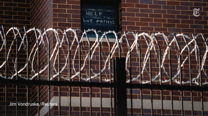 A Chicago jail has one of the largest coronavirus outbreaks in the US