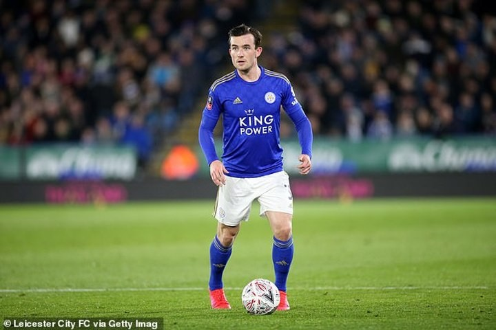 Chelsea plan move for Leicester defender Ben Chilwell with Emerson set to join Juventus or Napoli