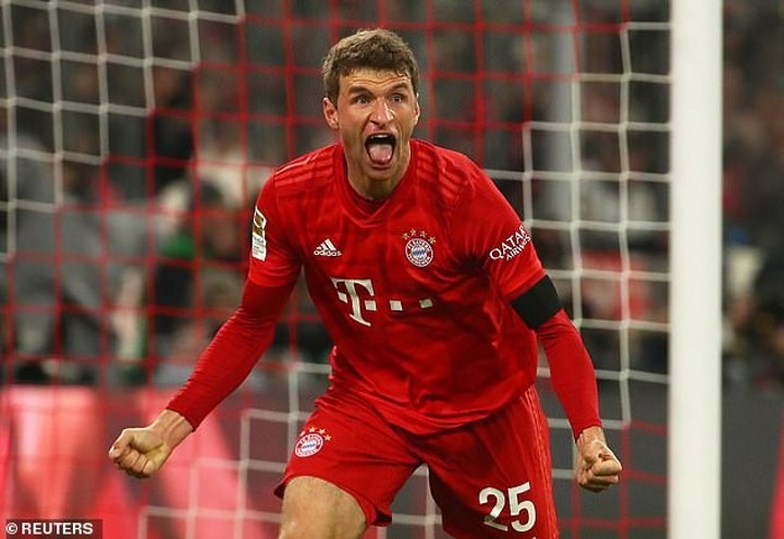 Thomas Muller & Bayern Munich are one of modern football's immovable certainties