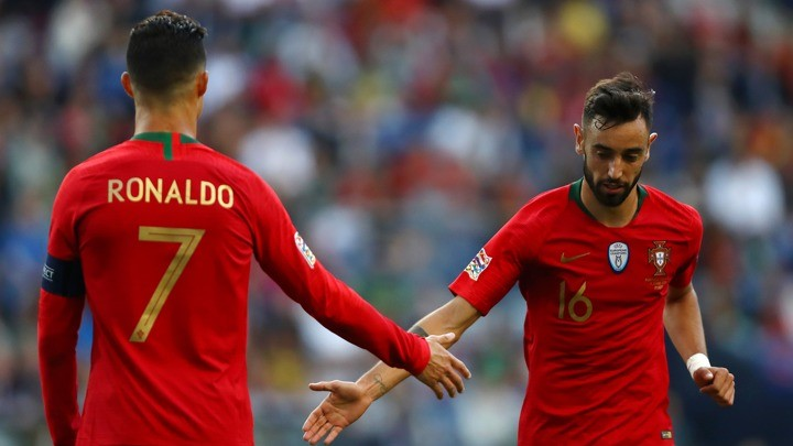 Ronaldo's transfer to Man Utd fuelled Fernandes' interest in 'dream' move