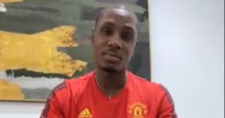 'There is no offer on the table yet' - Ighalo breaks silence on Man Utd future
