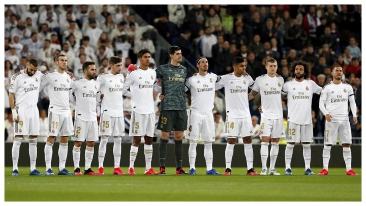 Madrid can be proud of the way their players accepted pay cuts