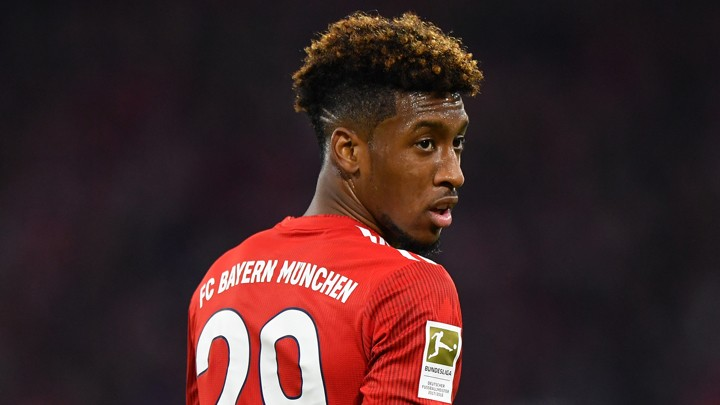 Coman on his future: I don't know what I want in 5 years so anything is possible
