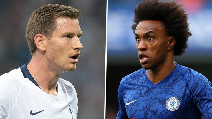 Willian & other out-of-contract stars can 'walk away' from clubs, says lawyer