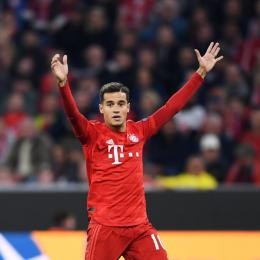 """BAYERN MUNICH, Coutinho's agent: """"I have no preference over his future. It will be up to how the clubs will be doing"""""""