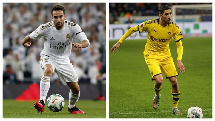 Carvajal vs Achraf: Who should be Real Madrid's starting right-back?