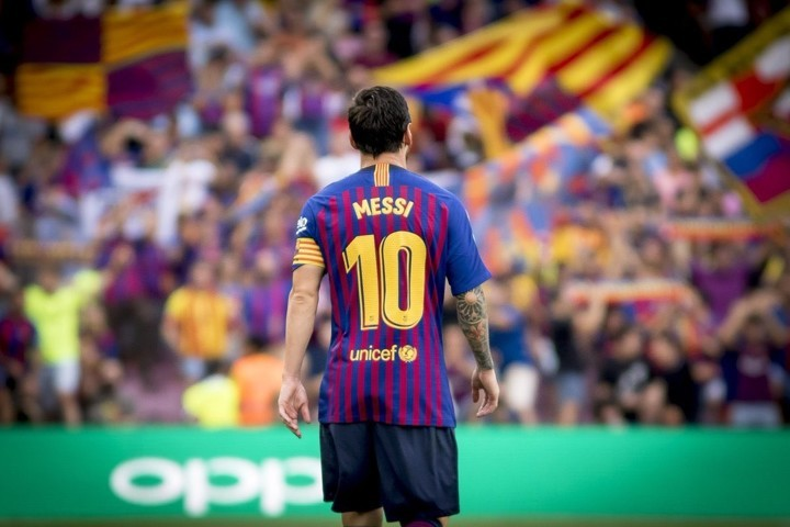Barca fans,  at what age could Messi retire from professional football?