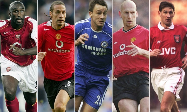 Van Dijk only on 7th - Check the top 10 centre-backs in Premier League history