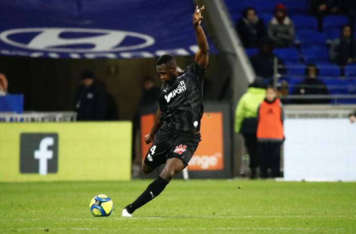 Ghana defender Nicholas Opoku feels settled at French club Amiens SC