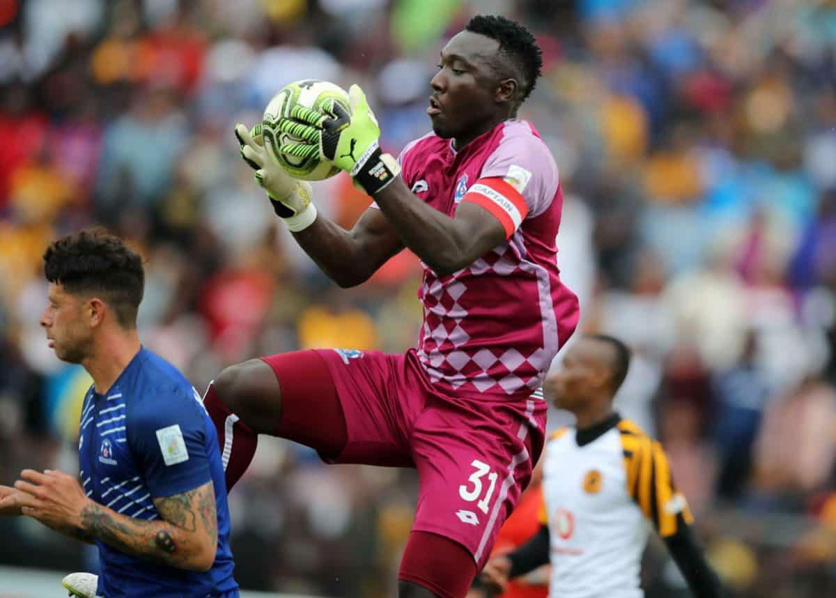 Maritzburg United chief Kadodia rules out immediate Richard Ofori sale