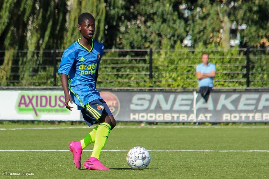 Video: Ajax Amsterdam raid rivals Feyenoord to capture Ghanaian prodigy Avery Appiah