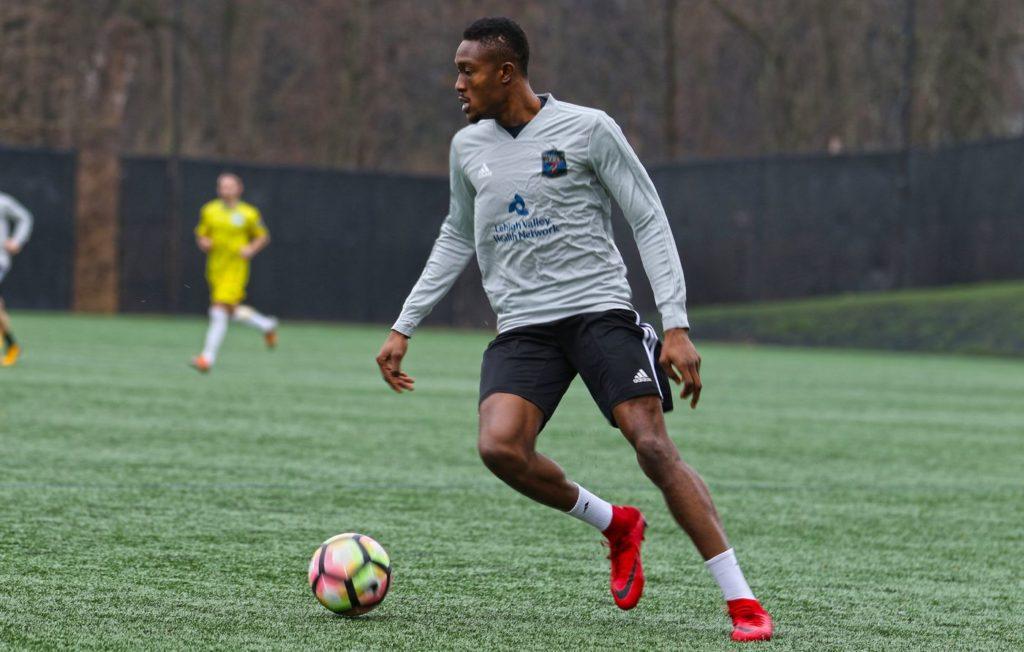 Coronavirus: I miss football – American-base Ghanaian forward Elvis Amoh