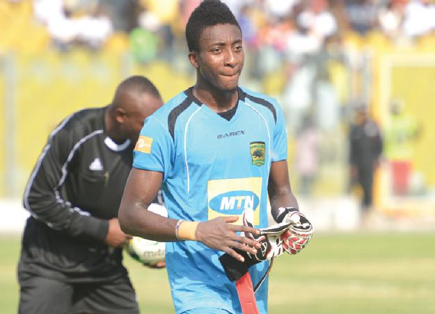 Goalkeeper Felix Annan opens up on lowest point as player of Asante Kotoko