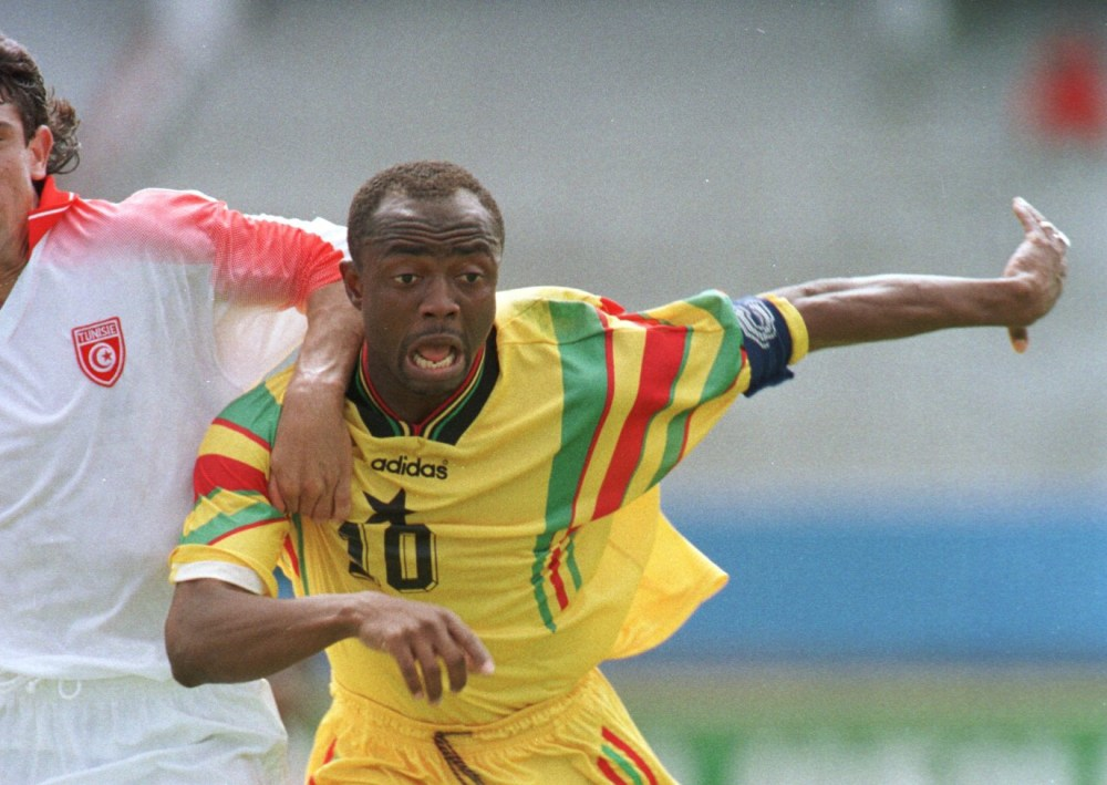 Video: Watch Ghana legend Abedi Pele in tears for missing 1992 Africa Cup of Nations final