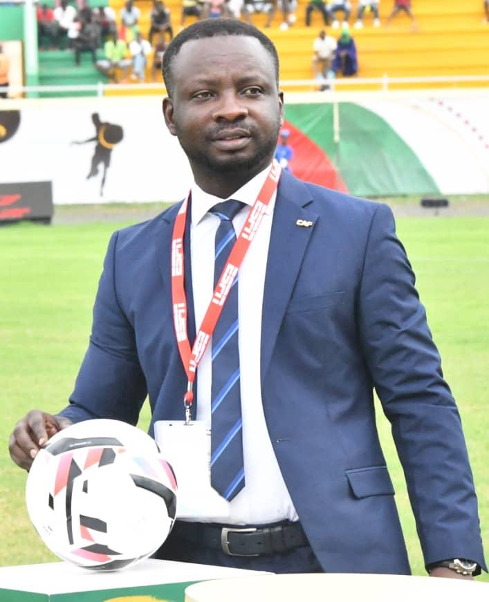 Breaking News: Ashantigold C.E.O Fredrick Acheampong resigns