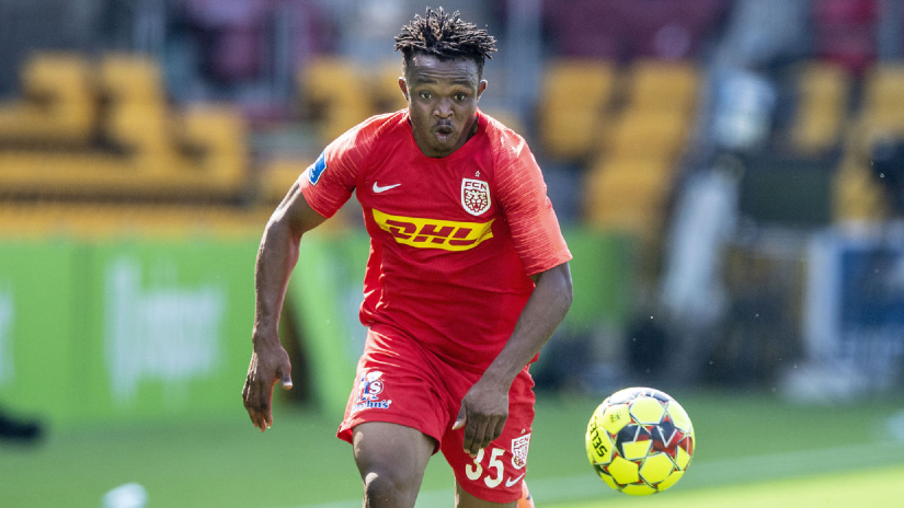 EXCLUSIVE: Nordsjaelland youngster Isaac Atanga's market value rockets; Kamal Deen valued €1m