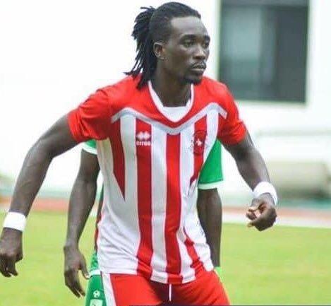 OFFICIAL: Striker Joseph Ato Mensah joins Ghana Premier League side Elmina Sharks
