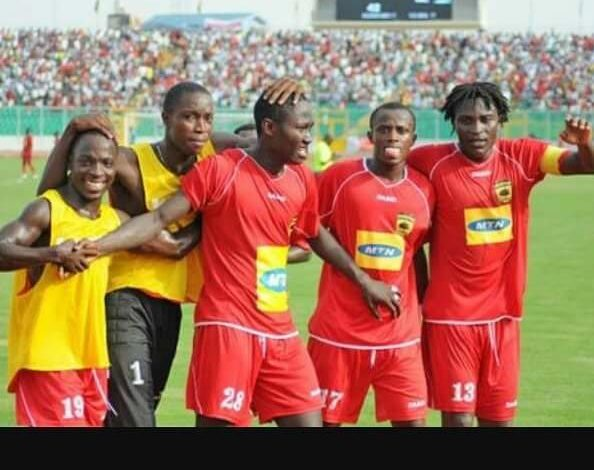 I was also determined to leave a legacy at Asante Kotoko - Eric Bekoe