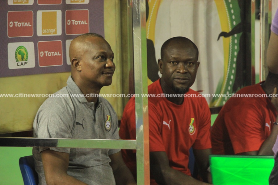Black Stars coach CK Akonnor has nothing but respect for former boss Kwesi Appiah
