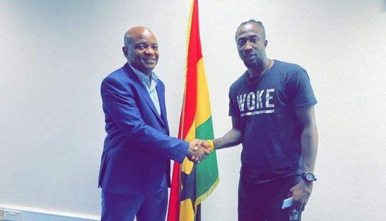 VIDEO: Watch highlights of Hearts of Oak new signing Danjuma Ademola Kuti