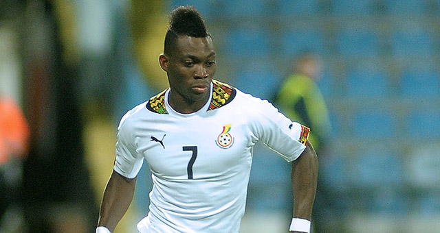 Breaking News: Newcastle United star Christian Atsu quits Ghana national team over neglect