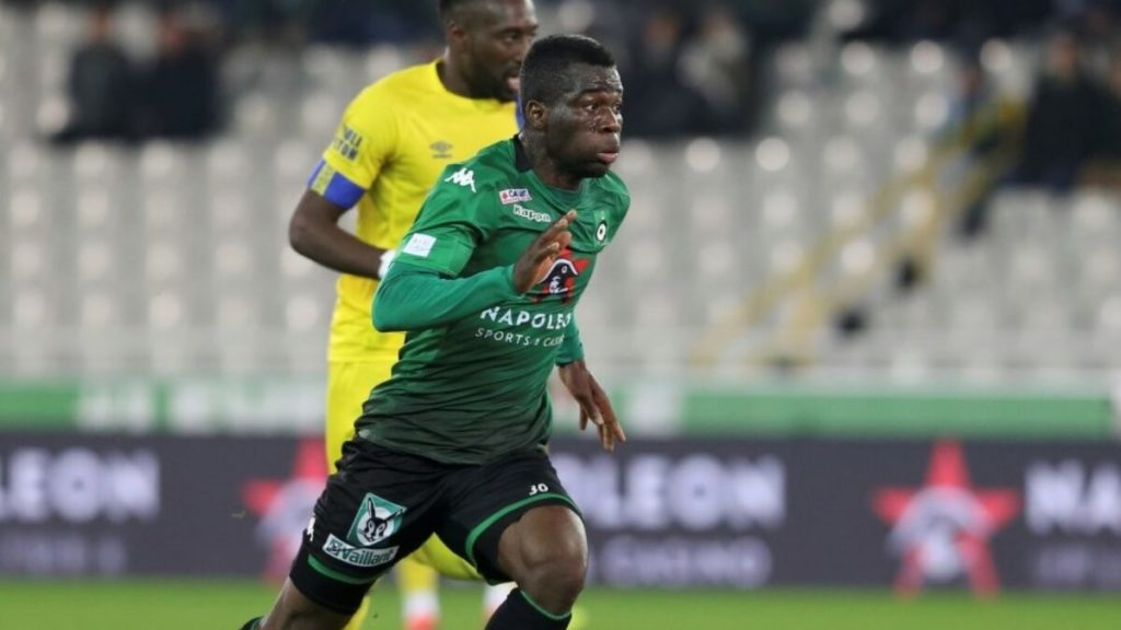 Ghana midfielder Godfred Donsah ruled out for the rest of the season