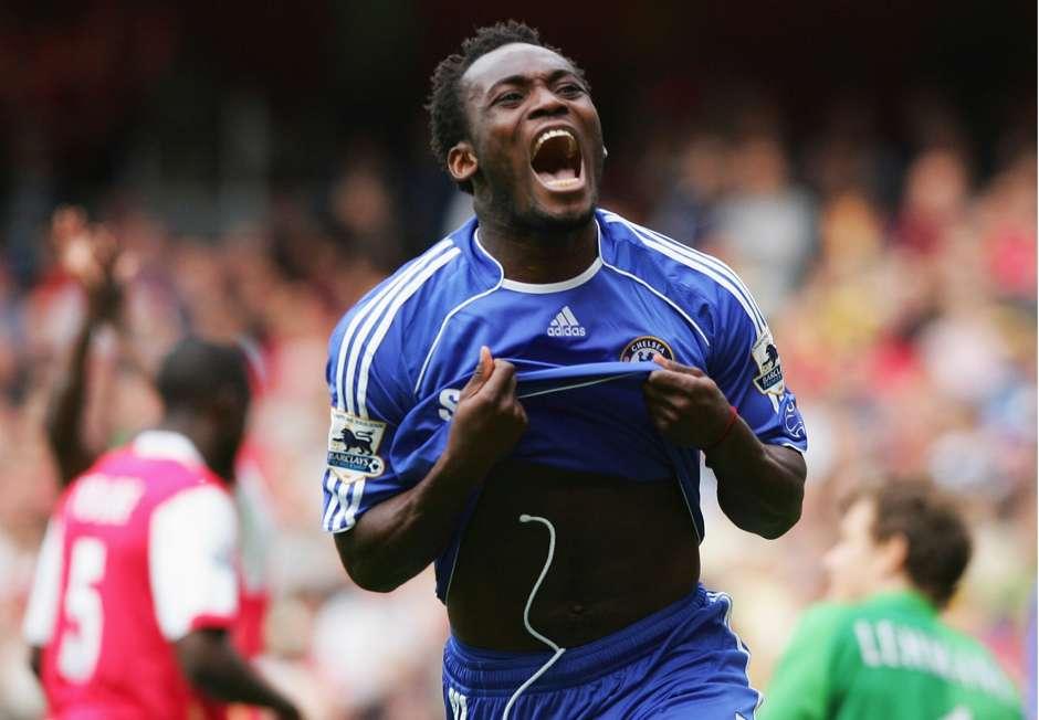 VIDEO: Relive Chelsea legend Michael Essien's screamer against Everton in 2006
