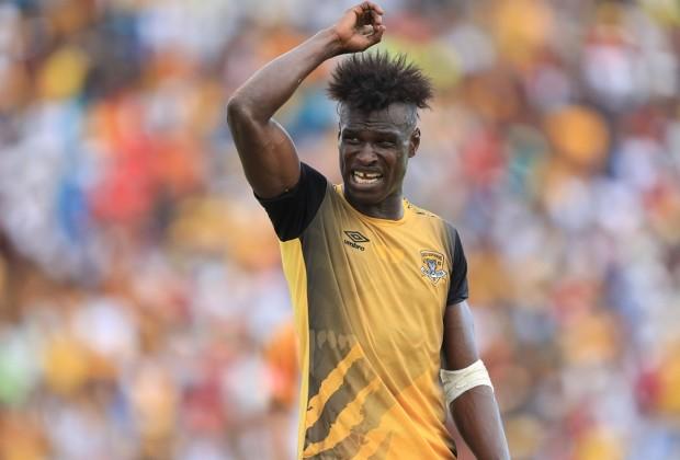 Ghana defender Edwin Gyimah dedicates win over Orlando Pirates to Chairman David Thidiela