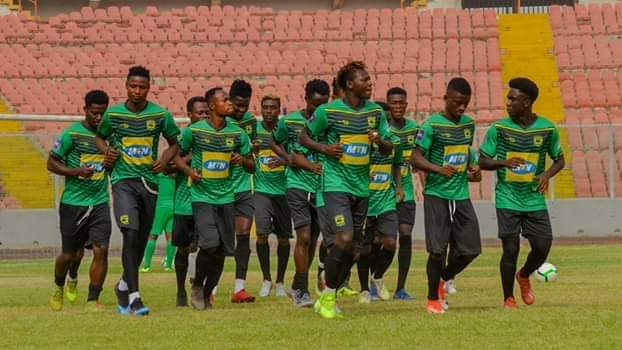Asante Kotoko resume training today ahead of CAF CL game against Al Hilal