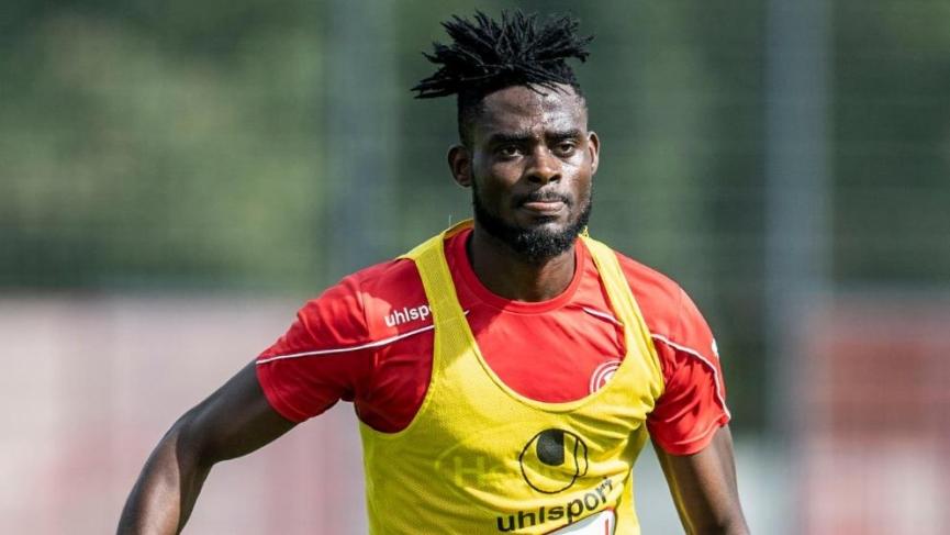Fortuna Düsseldorf's Kasim Nuhu making 'steady progress' after returning  to training