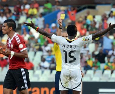 Nuru Sulley targets Black Stars call up