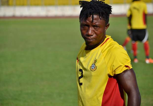 Godfred Saka disappointed to have never played for the Black Stars