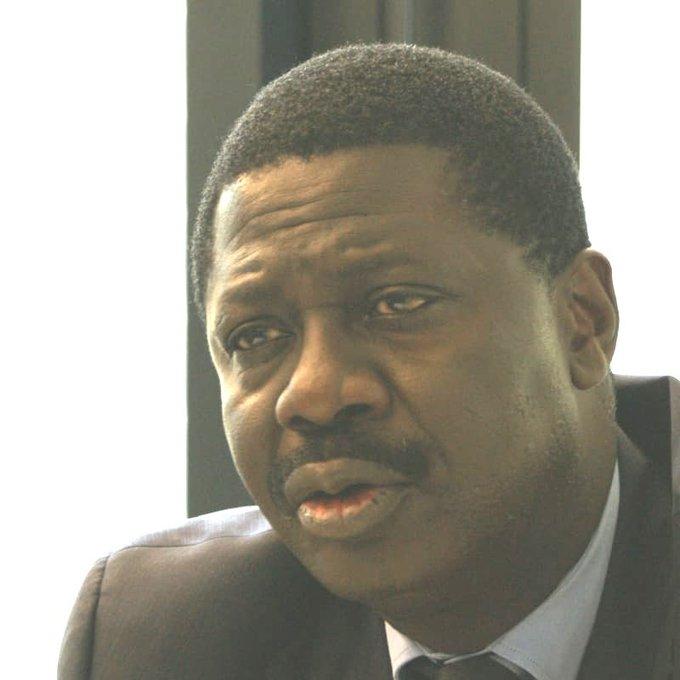 Deputy CAF General Secretary Tony Baffoe eulogizes ex-Marseille President Pape Diouf