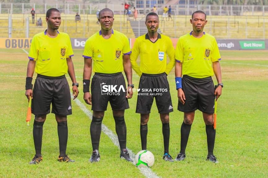 2020/21 Ghana Premier League: Ghana FA announces match day 11 officials