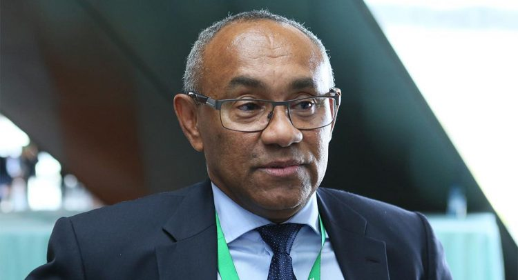 CAF President: 'African football will be able to adapt' to coronavirus crises