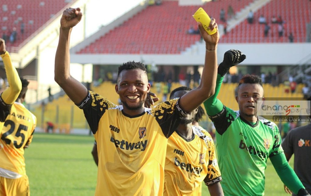 AshantiGold open contract extension talks with Latif Anabila and James Akaminko