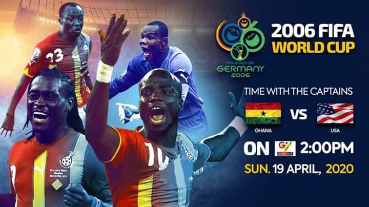 Watch: Ghana legends Stephen Appiah, Laryea Kingston and John Mensah talk about 2006 World Cup