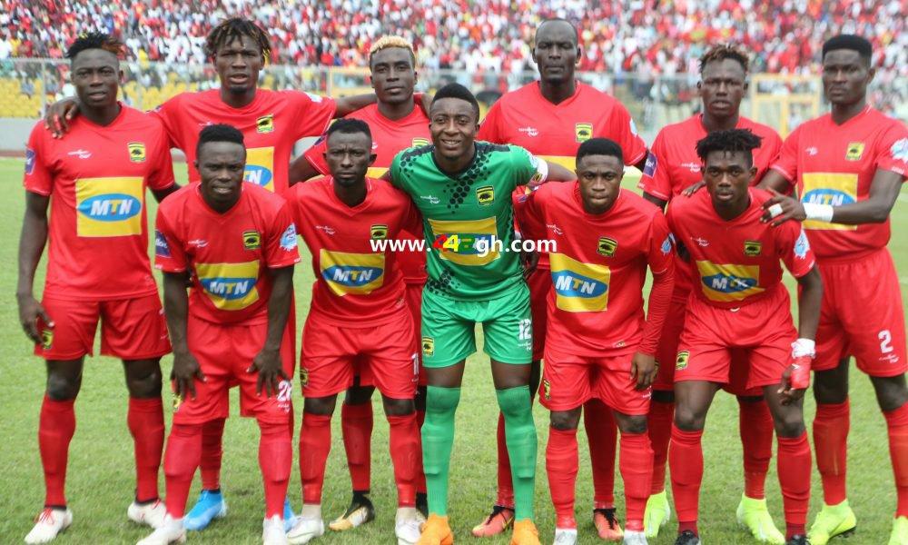 Asante Kotoko is not ready for Africa-Eric Bekoe