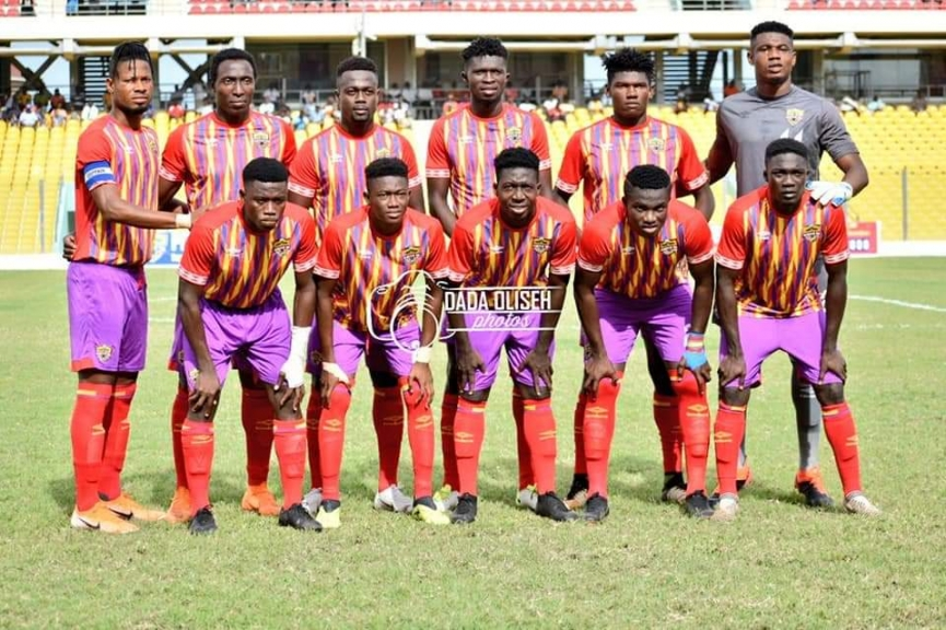 Full Accra Hearts of Oak fixtures for 2020/21 Ghana Premier League season