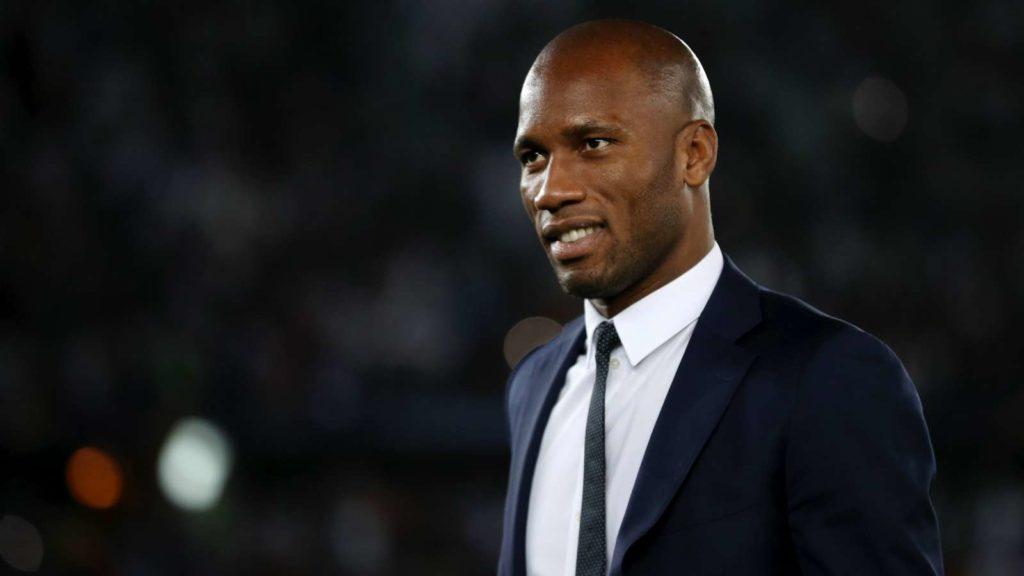 Black Stars striker Jordan Ayew eulogizes Chelsea legend Drogba