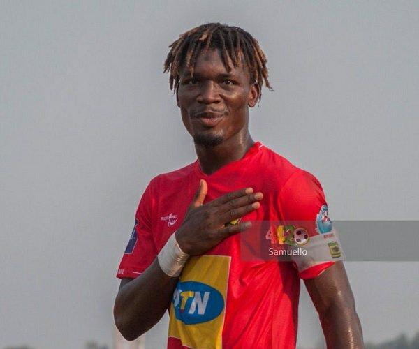 Kotoko defender Habib Mohammed on Hearts of Oak radar