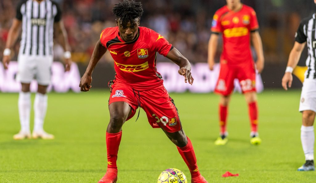 Comprehensive player scouting report on Ghana teenage prodigy — Mohammed Kudus