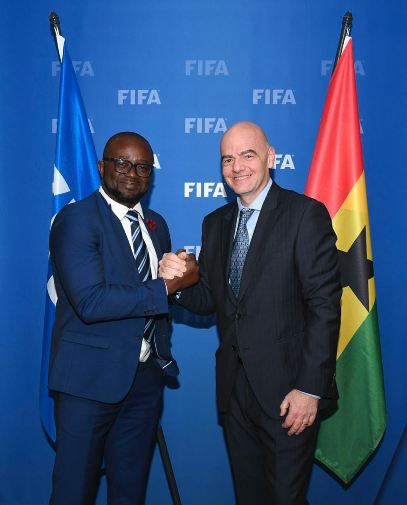 FIFA President warns GFA against early 'irresponsible' re-start of the Ghana Premier League
