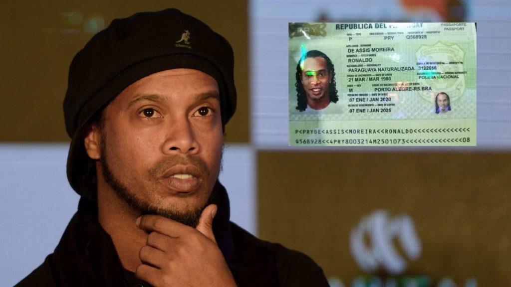 Brazil legend Ronaldinho released from Paraguay prison
