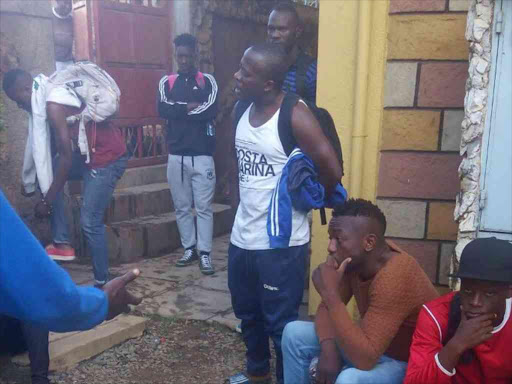 Four Ghanaian players stranded in Zimbabwe after being scammed by Agents
