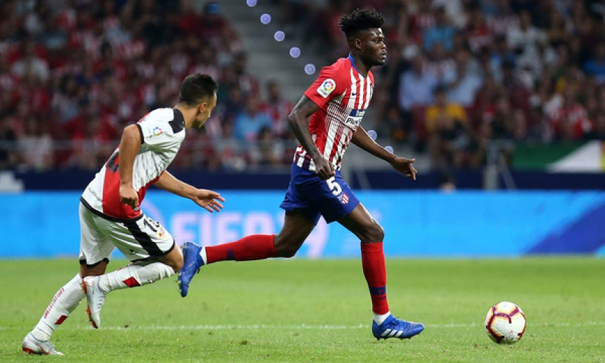 Atletico Madrid set to double Arsenal target Thomas Partey's wages