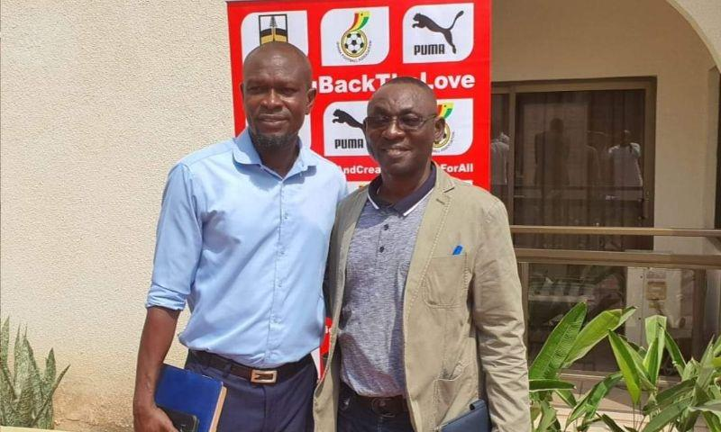 Ghana coach C.K Akonnor calls for idea sharing amongst national teams