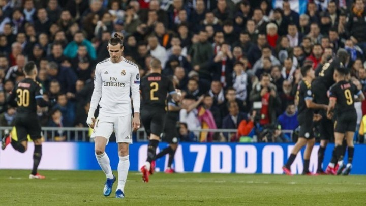 The Gareth Bale crisis explained with the use of Big Data